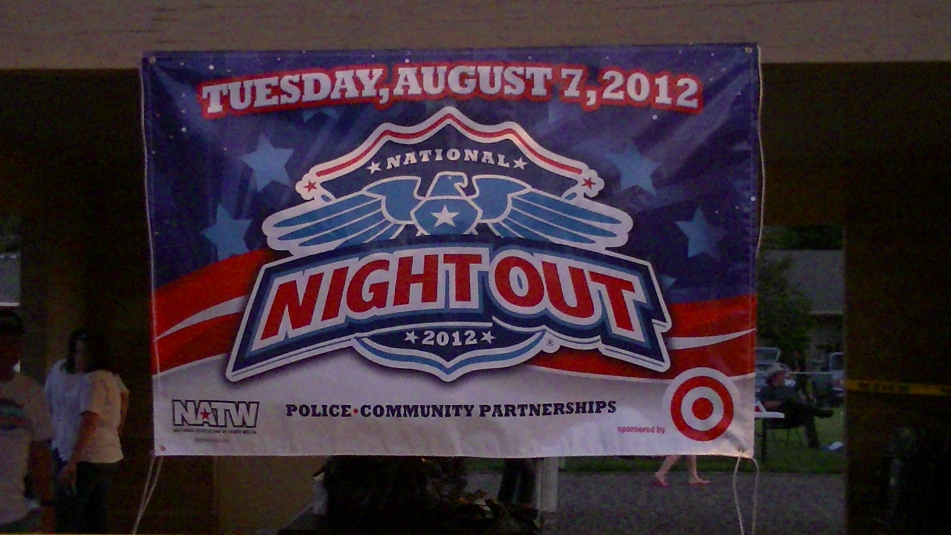Eagle Point National Night Out 2012