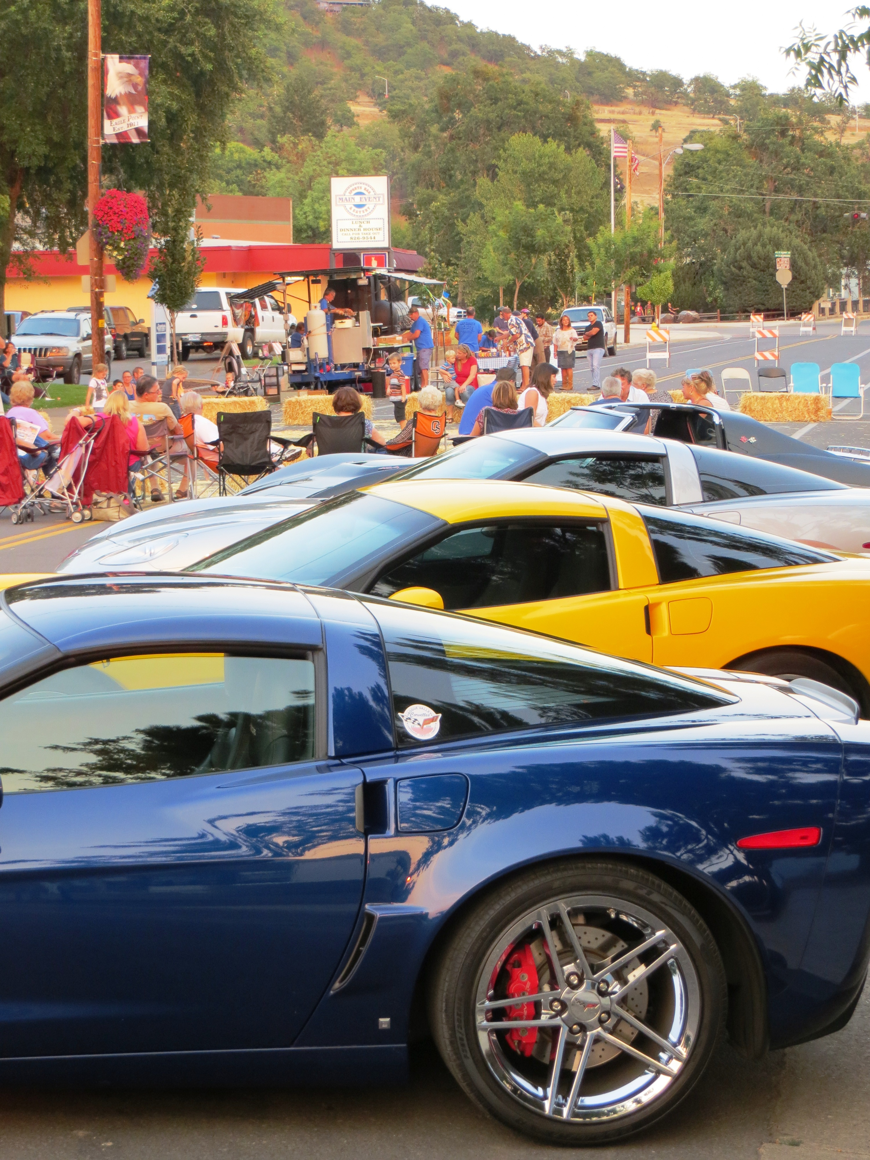The Corvette Club