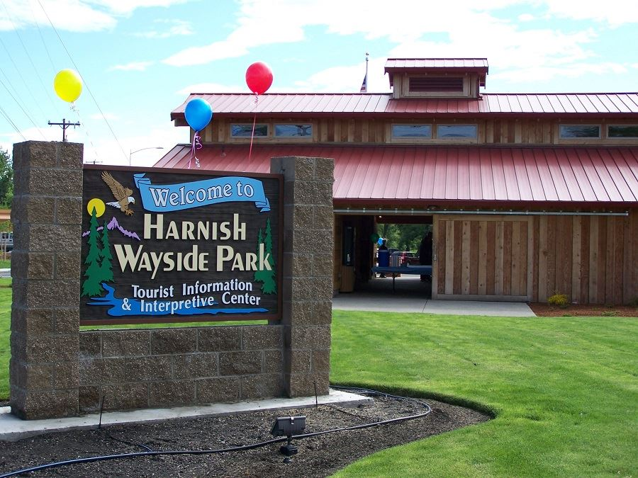 Harnish Park and Visitors Center
